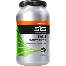 SiS GO Electrolyte Drink Bote 1,6kg, Orange